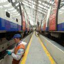 Onderhoud, metro's, London Underground