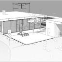Wachtruimte, station Zevenaar, bron: ProRail