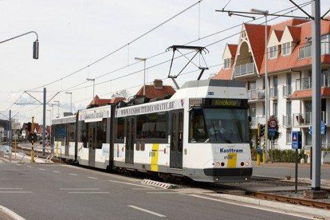 Tram, De Lijn, Knokke