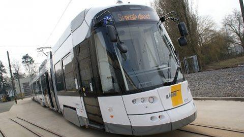 Flexity 2, Bombardier, De Lijn