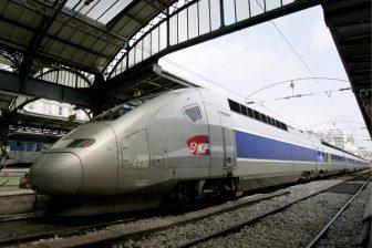 TGV, hogesnelheidstrein, SNCF