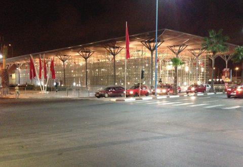 Station Casa Port, Casablanca, ONCF