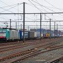 Goederentrein, Antwerpen