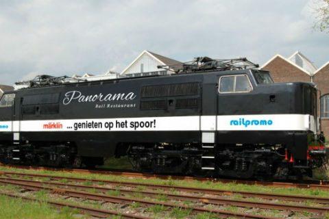 Locomotief, 1200-serie, Panorama Rail Restaurant