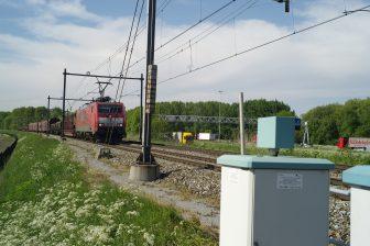 WILD, sensor, spoorveiligheid, goederentrein