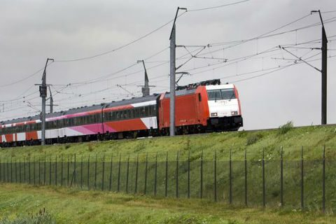 Intercity Direct, HSL
