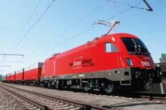 Rail Cargo, goederentrein, OBB