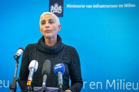 Staatssecretaris Wilma Mansveld kondigt vertrek aan