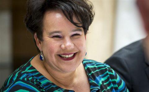 Sharon Dijksma, staatssecretaris, ministerie van Infrastructuur en Milieu