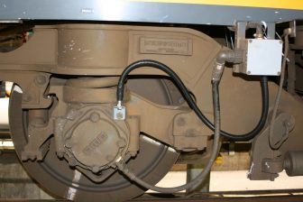 Sensoren, monitoringssysteem, Ricardo Rail, NS Intercitytrein