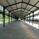Station Almelo, perron