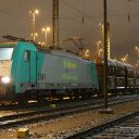 NMBS Logistics, goederentrein, E-drivers