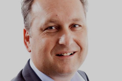 Pieter Ahsman, directeur Asset Rail