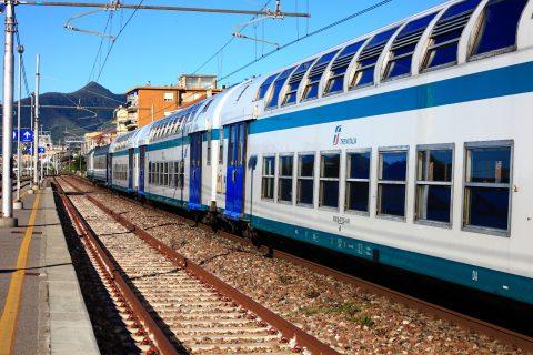 Trein Tren Italia