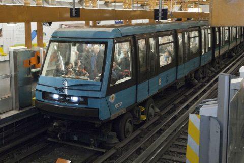 Siemens, automatische treinbesturing