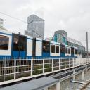 Tramlijn 51, station Amsterdam Zuid, foto: Wiebke Wilting