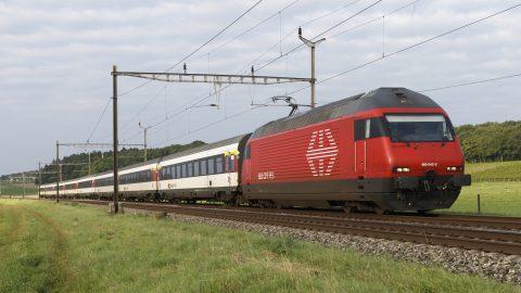 Passagierstrein SBB, foto: foto: ©SBB CFF FFS