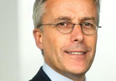 Directievoorzitter Michiel van Roozendaal van NedTrain