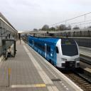 FLIRT-trein Stadler, station Zwolle
