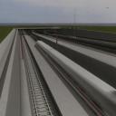 Fehnmarnbelt-verbinding, spoorverbinding tussen Denemarken en Duitsland
