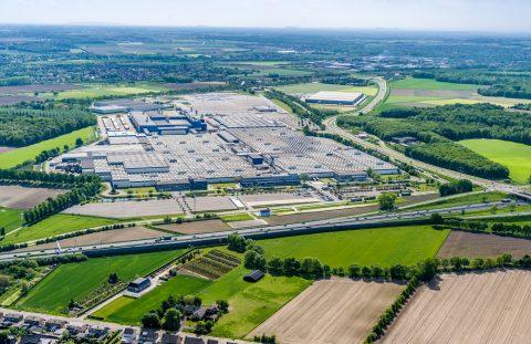Autofabriek VDL Nedcar in Borne