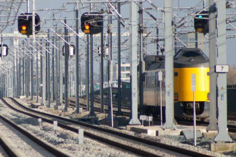 Programma Vervanging Treinbeveiliging Movares NS trein