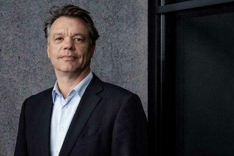 Rene van der plas, bestuurder Havenbedrijf Rotterdam