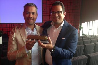 Mark en Julian Remie van Raillogix, Spoormannen van het Jaar