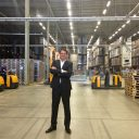 Directeur Logistic Operations Robert van der Waal van Samsung