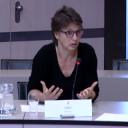 Vakbondbestuurder Jacqueline Lohle van FNV Spoor