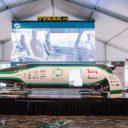 Onthulling Hyperloop-capsule TU Delft