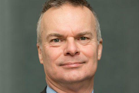 Evert Dorregeest, divisiedirecteur Rail bij Movares