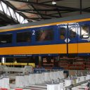 Onderhoudsbedrijf NedTrain in Haarlem