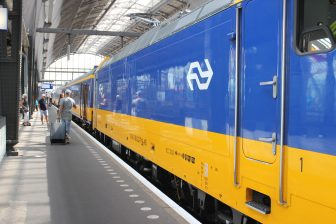 Intercity Direct, Amsterdam Centraal station