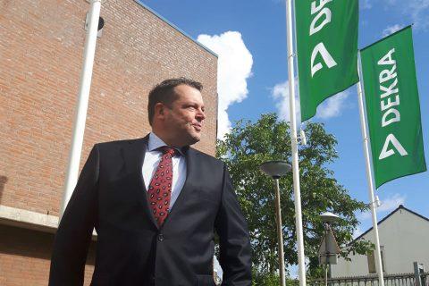 Jean-Paul van Hengstum, algemeen directeur DEKRA Rail