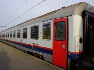 i6 i10 rijtuigen Intercity Brussel, foto: NS