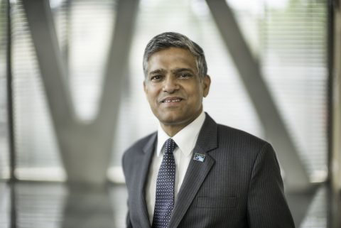Sankar Ramakrishnan, algemeen directeur van de HIMA Group