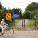 Spoorwegovergang Laantje van Alverna, foto: Fietsersbond/Jaap Moerman