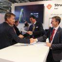 Strukton Rail en John Holland ondertekenen samenwerking op de InnoTrans in Berlijn