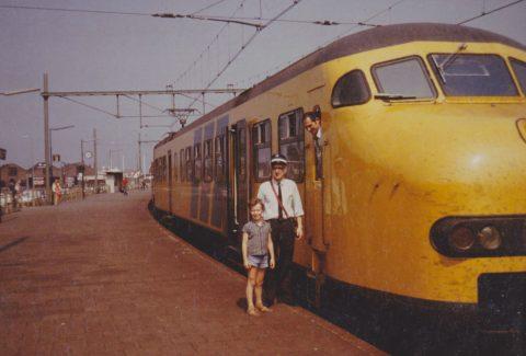Trein Mat '64 NS, foto: NS