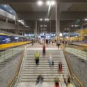 Treinstation Breda: foto: Foto: René de Wit