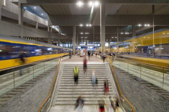 Treinstation Breda, foto: René de Wit