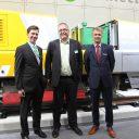 Vossloh Rail Services en ETS Spoor op de railvakbeurs InnoTrans