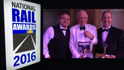 National Rail Awards, Network Rail