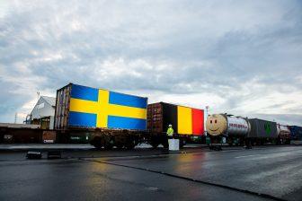 Green Xpress Network, B Logistics, goederentrein