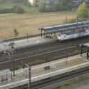 Testritten met de Vectron-locomotief van Siemens
