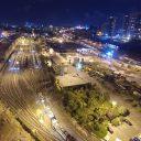 Een spoorproject van HIMA in Instanbul, Turkije