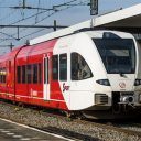Een trein van Arriva, foto: ANP