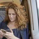 Treinreiziger, mobiel, app