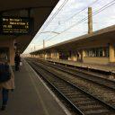Treinstation Brussel, reizigers, internationaal spoorvervoer
